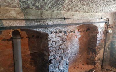 Iniekcja krystaliczna – osuszanie kilkusetletnich murów