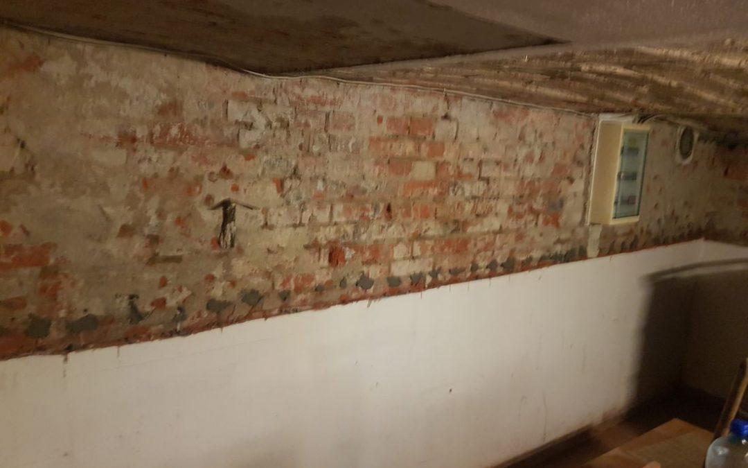 Zadbaj o suche ściany w swoim domu